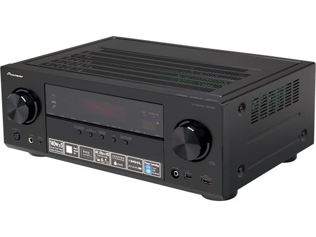 Pioneer VSX-823-K 5.1-Channel 4K Ready AV Receiver