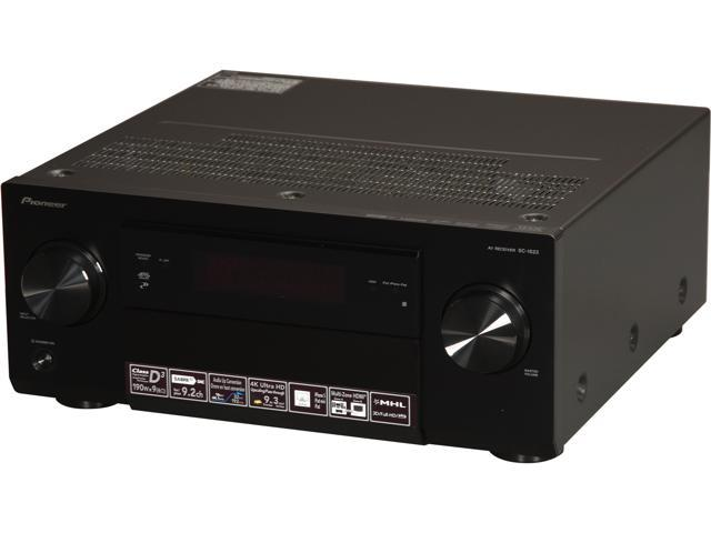 Pioneer SC-1523-K 9.2-Channel 4K AV Receiver