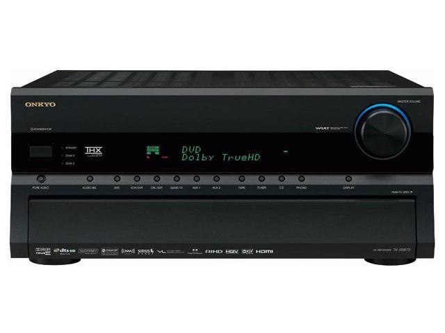 ONKYO TX-SR875 7.1-Channel Black Home Theater Receiver