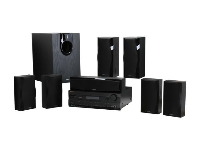 ONKYO HT-S5100 Black 7.1 Channel Home Theater System