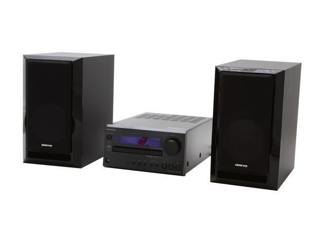 onkyo mini stereo system. onkyo cd/radio 1-disc changer mini audio system cs-325 onkyo stereo