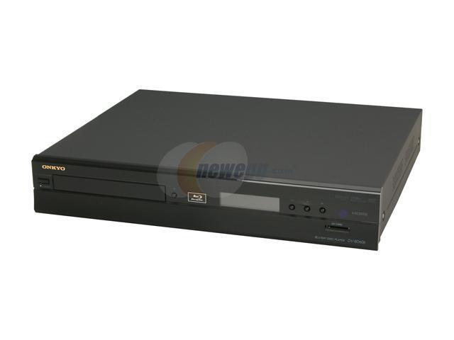 Onkyo Blu-ray Player DV-BD606