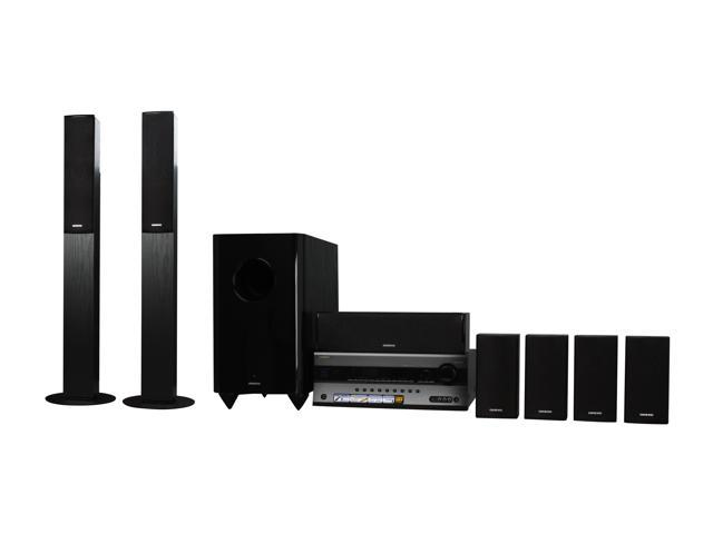 ONKYO HT-S7200 7.1-Channel Black Home Theater System