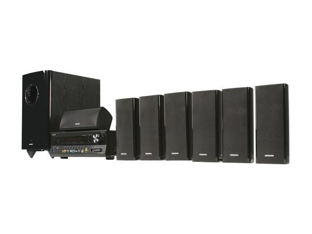 ONKYO HT-S6300 7.1-Channel Home Theater System With iPod Dock