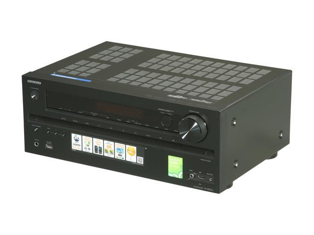 ONKYO TX-NR515 7.2-Channel Network 3D Ready A/V Receiver
