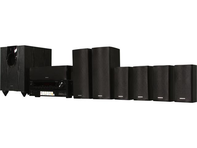 ONKYO HT-S5600 Home Theater Receiver/Speaker Package
