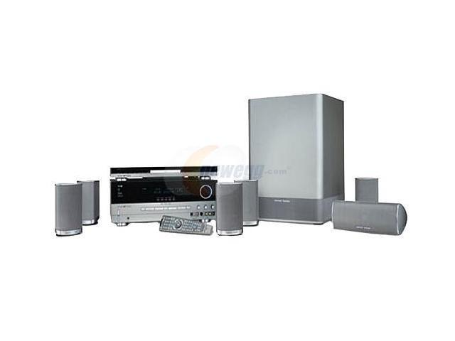 harman kardon home theatre. harman/kardon cp15 6.1-channel home theater system harman kardon theatre