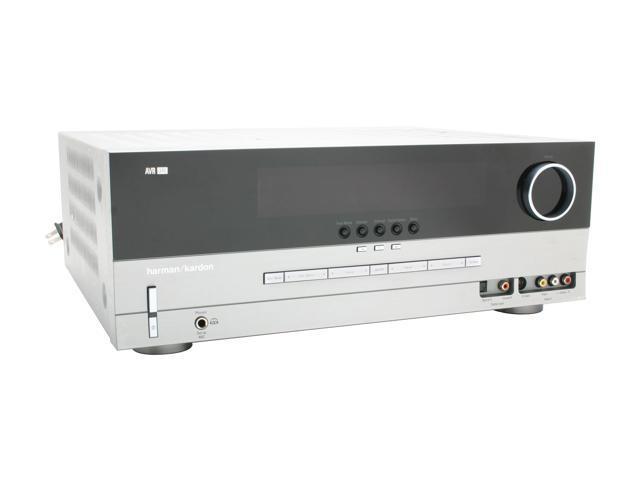 Harman/Kardon AVR340B 7.1-Channel A/V Receiver