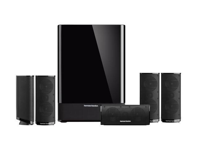Harman / Kardon HKTS 11 5.1 CH Home Cinema Speaker System