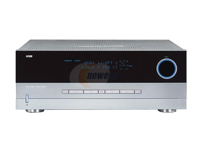 Harman/Kardon AVR 645 7.1-Channel A/V Receiver with HDMI Switching