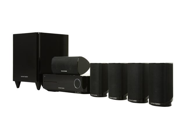 harman/kardon BDS 770/120-A1 Home Theater System