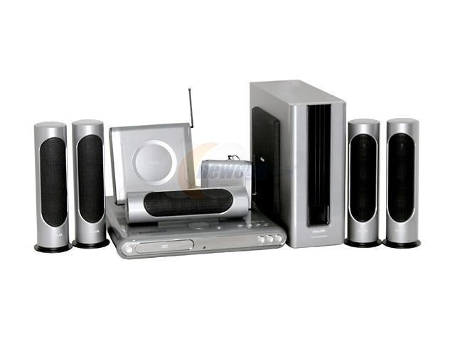 philips lx3750w progressive scan dvd home theater in a box. Black Bedroom Furniture Sets. Home Design Ideas
