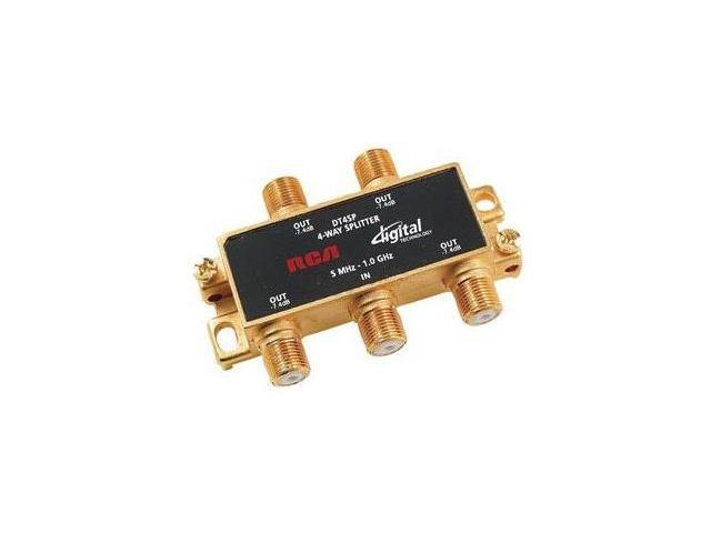 4 Way Digital Splitter