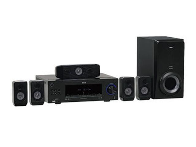 RCA RT2770 1000W Home Theatre Sysem