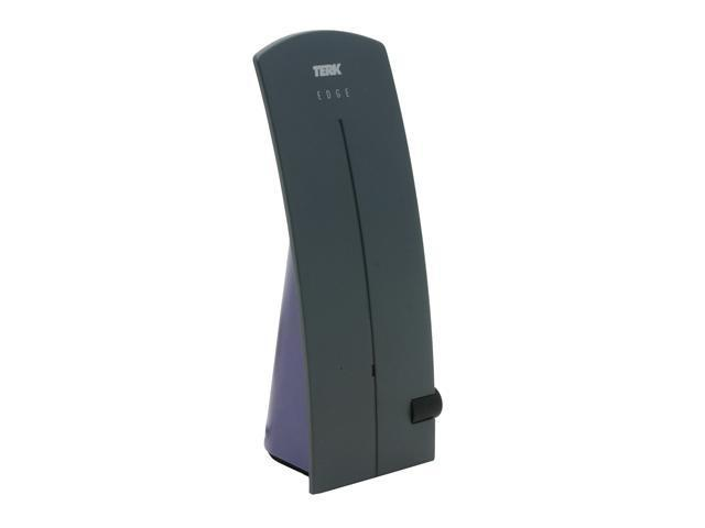 TERK Edge Dual-Drive Amplified FM Antenna