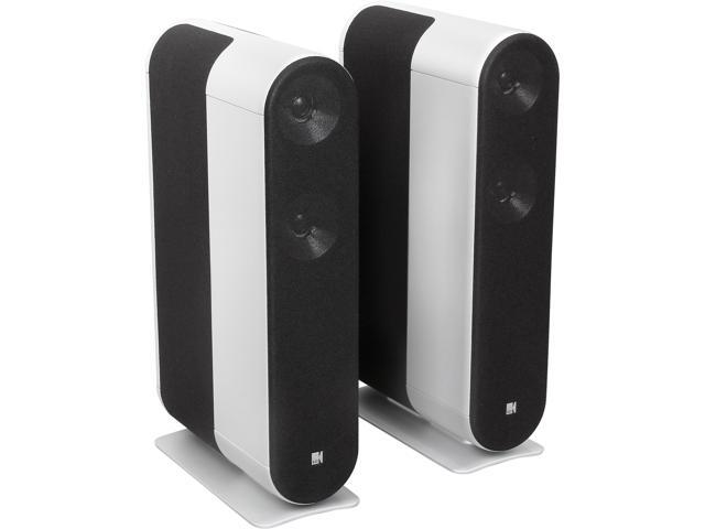 KEF FiveTwo Series MDL7 SAT SIL 5 CH Speaker System, Silver Pair