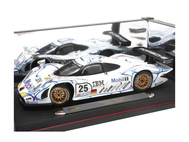 1 18 porsche 911 gt1 le mans 26 1998. Black Bedroom Furniture Sets. Home Design Ideas