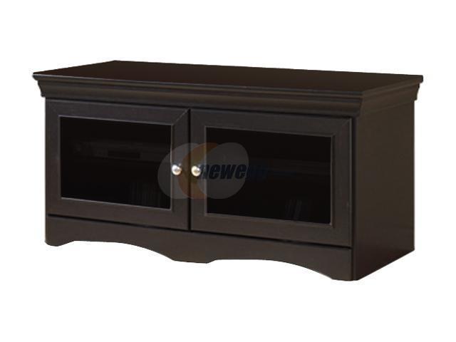 tech craft abs48 black ebony tv stand. Black Bedroom Furniture Sets. Home Design Ideas