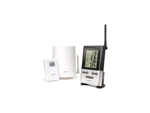 Oregon Scientific RGR126 Rain Gauge with Outdoor Thermometer