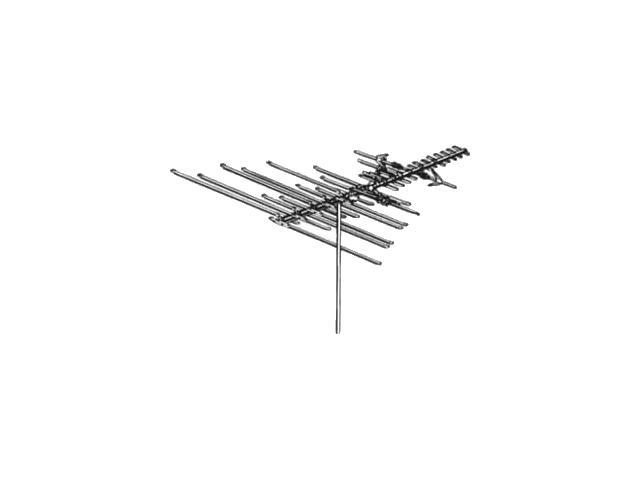 Winegard HD7082 High Definition VHF/UHF/FM TV Antenna