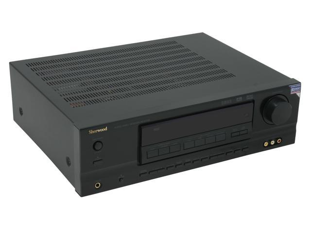 Sherwood RD-6105 5.1-Channel 500W Dolby Digital/ DTS Receiver