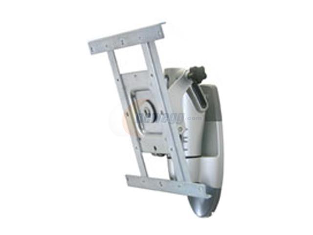 Ergotron 45 195 194 Silver Neo Flex Hd Wall Mount Pivot Tv