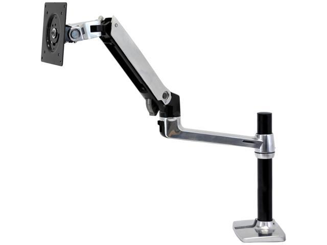 ERGOTRON 45-295-026 LX Desk Mount LCD Arm, Tall Pole