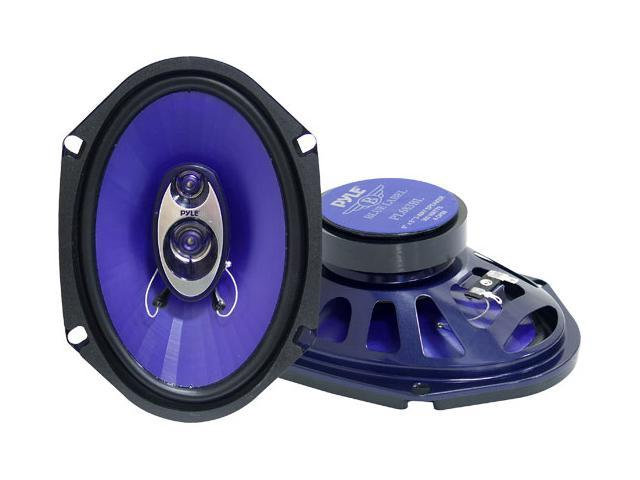 "PYLE 6"" x 8"" 360 Watts Peak Power 3-Way Speaker"