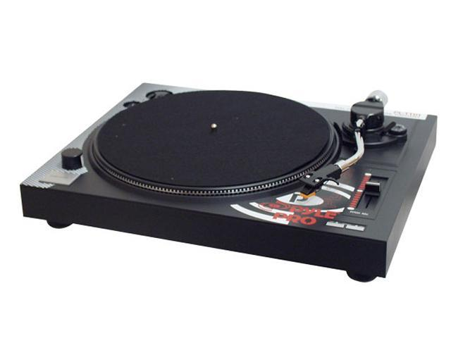 PYLE AUDIO - Professional Belt-Drive Turntable (PLTTB1)