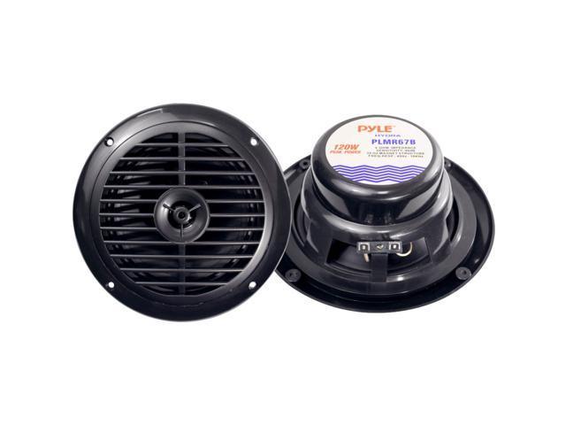 Pyle PLMR67B Speaker - 120 W PMPO