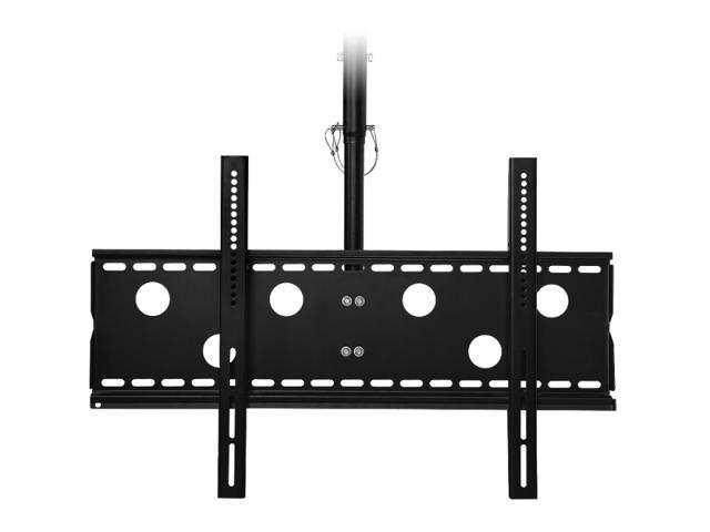 "SIIG CE-MT0T12-S1 32""-60"" Ceiling  TV Mount LED & LCD HDTV,up to VESA 600x400 max load 175 lbs,Compatible with Samsung, Vizio, ..."