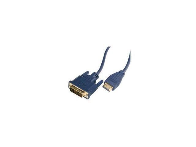 C2G 40321 9.8 ft. (3m) Velocity HDMI® to DVI-D Digital Video Cable