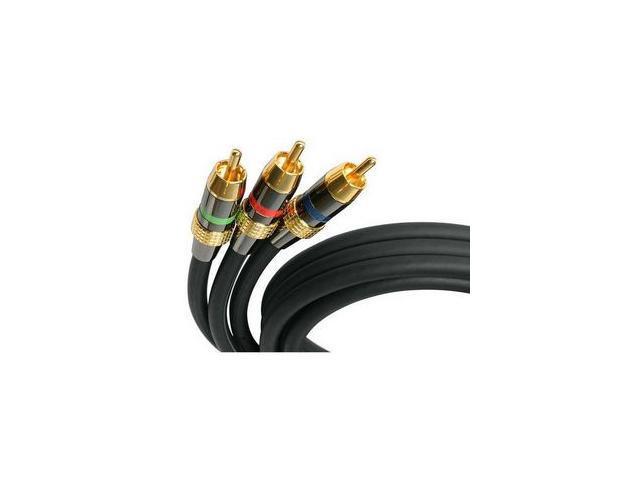 StarTech.com 6 ft Premium Component Video Cable RCA - M/M