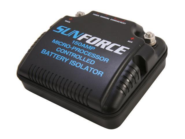 Sunforce 60113 150 Amp Battery Isolator - Newegg.com
