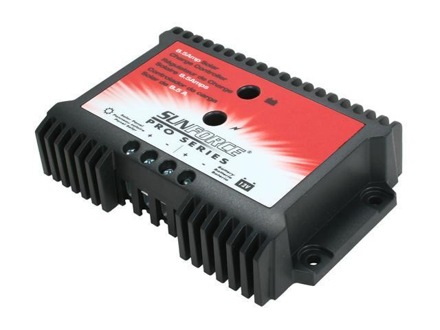 Sunforce 60120 8.5 Amp Pro Series Charge Controller