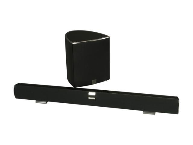VIZIO VSB210WS 2.1 CH High Definition Sound Bar with Wireless Subwoofer System
