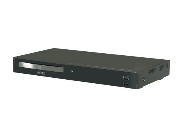 Vizio 3D Blu-ray Player With Vizio Internet Apps - VBR133