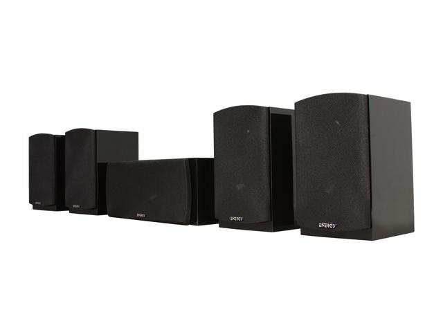Energy Take 5 Pack 5 CH Home Theater Speaker System