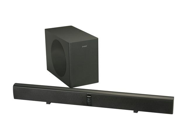 Energy by Klipsch Power Bar Elite Sound Bar w/ Wireless Subwoofer