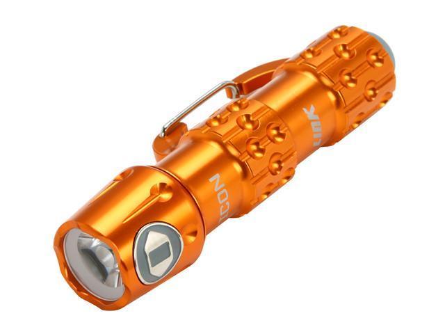 Icon Light LK106A Link-Orange Carabiner Light