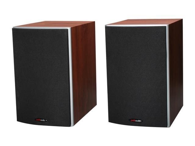 Polk Audio Monitor 30 Cherry Two-way bookshelf loudspeaker Pair