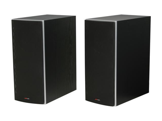 Polk Audio Monitor 40 Black Two-way bookshelf loudspeaker Pair