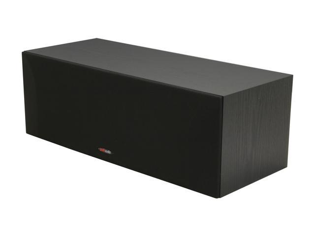 Polk Audio CSi25 Black Center Channel Speaker Single