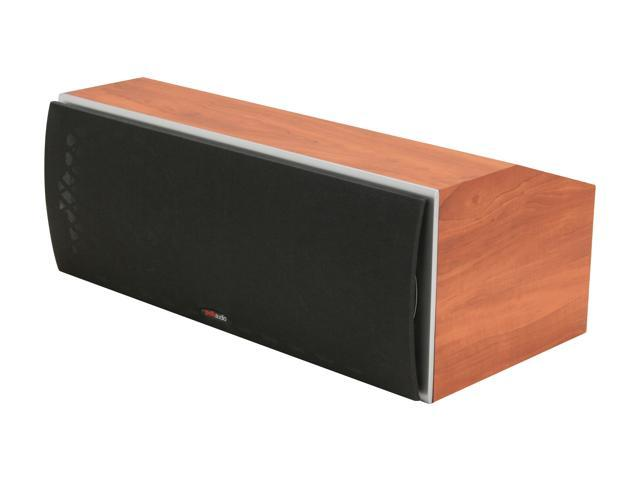 Polk Audio CS1 Cherry Center Channel Loudspeaker Single
