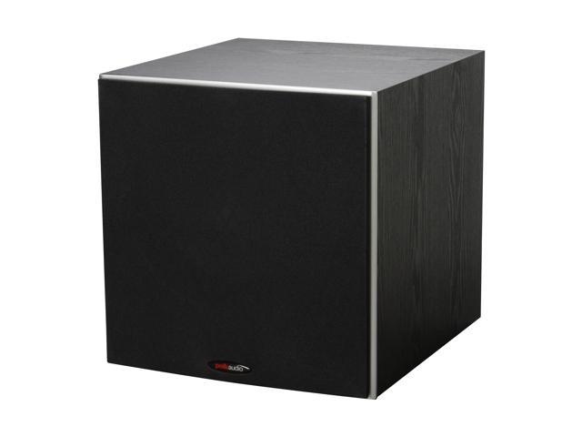 Polk Audio PSW Series PSW10 Black 10-inch Powered Subwoofer Single