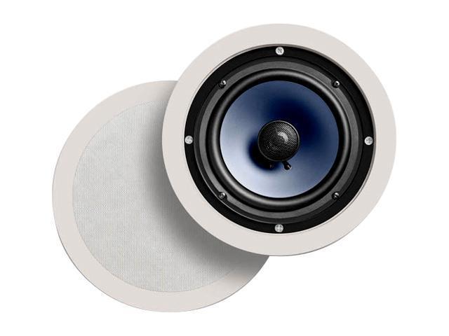 Polk Audio RC60i White Round 6.5