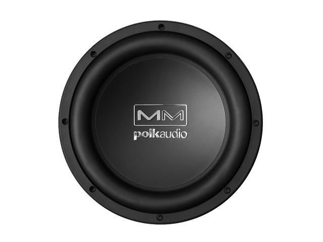 "Polk Audio 10"" 700W Car Subwoofer"