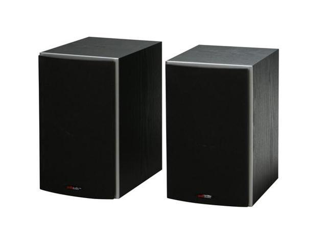 Polk Audio Monitor 30 Black Two-way bookshelf loudspeaker Pair