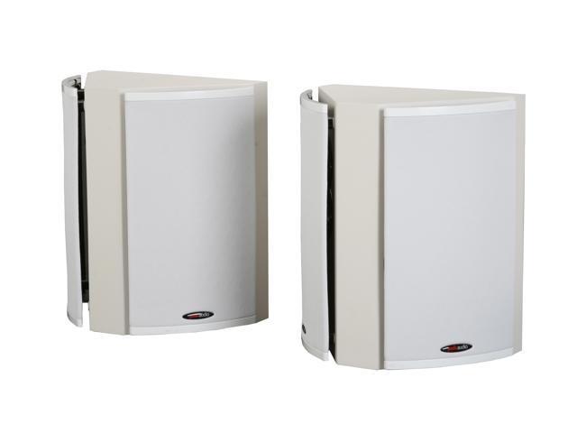 Polk Audio FXi3 White High Performance Surround Speakers Pair