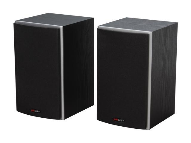 Polk Audio M10 Two-way bookshelf loudspeaker black Pair